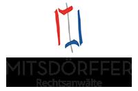 MITSDÖRFFER Rechtsanwälte Logo