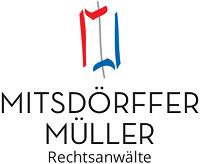 MITSDÖRFFER MÜLLER Rechtsanwälte Logo
